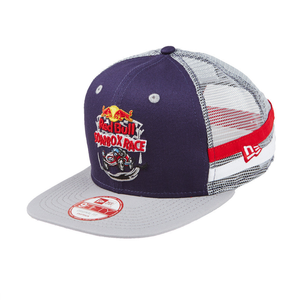 Red Bull Soapbox New Era Hat