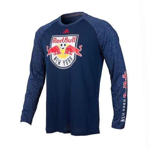 New York Red Bulls adidas Leave a Mark Tee