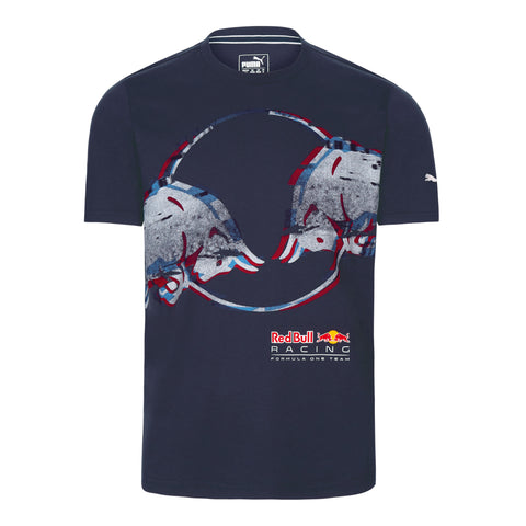 Aston Martin Red Bull Racing 2018 Tilt T-Shirt