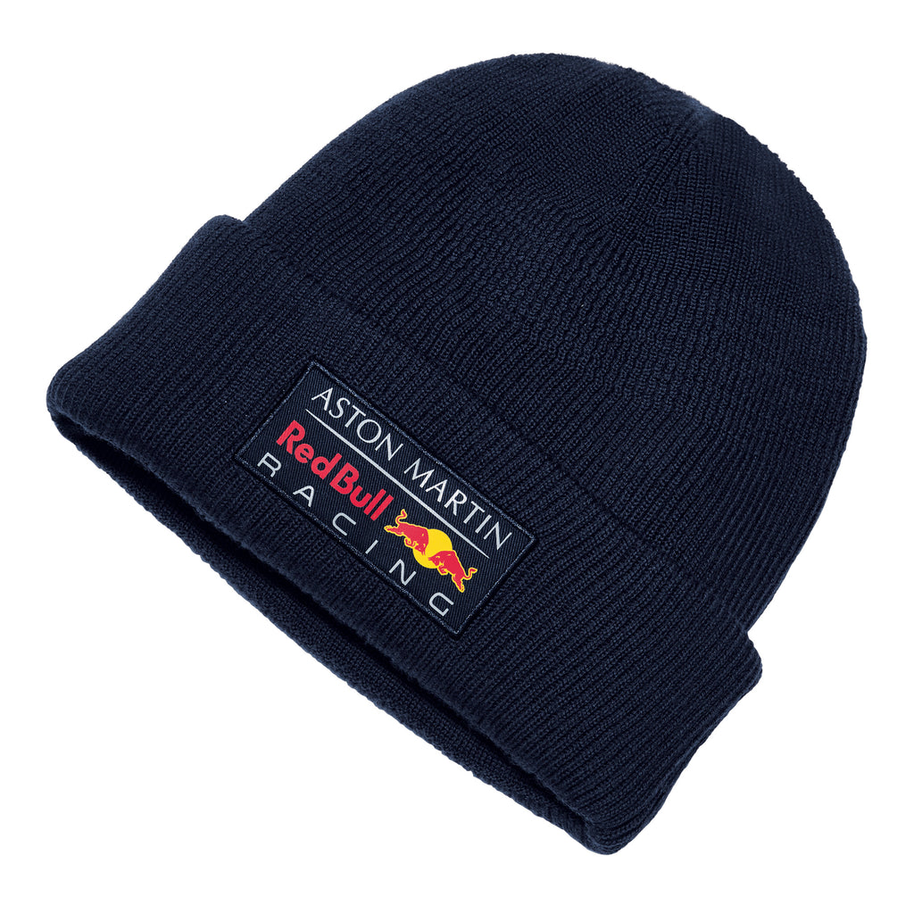 3ce81f61ef0 Aston Martin Red Bull Racing 2018 Official Teamline Beanie