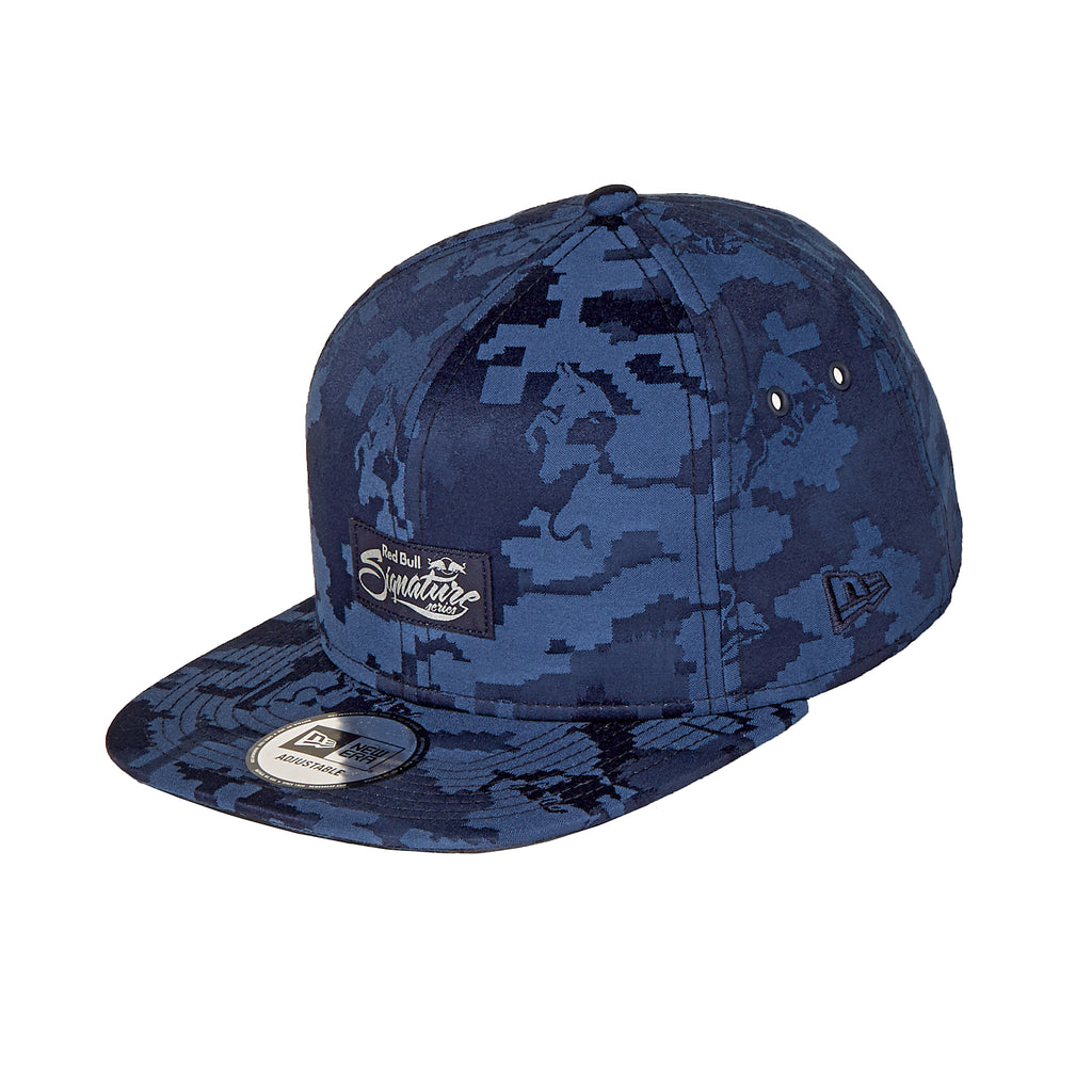 ... Red Bull Signature Series New Era 9FIFTY Camo Hat ... f435007966b