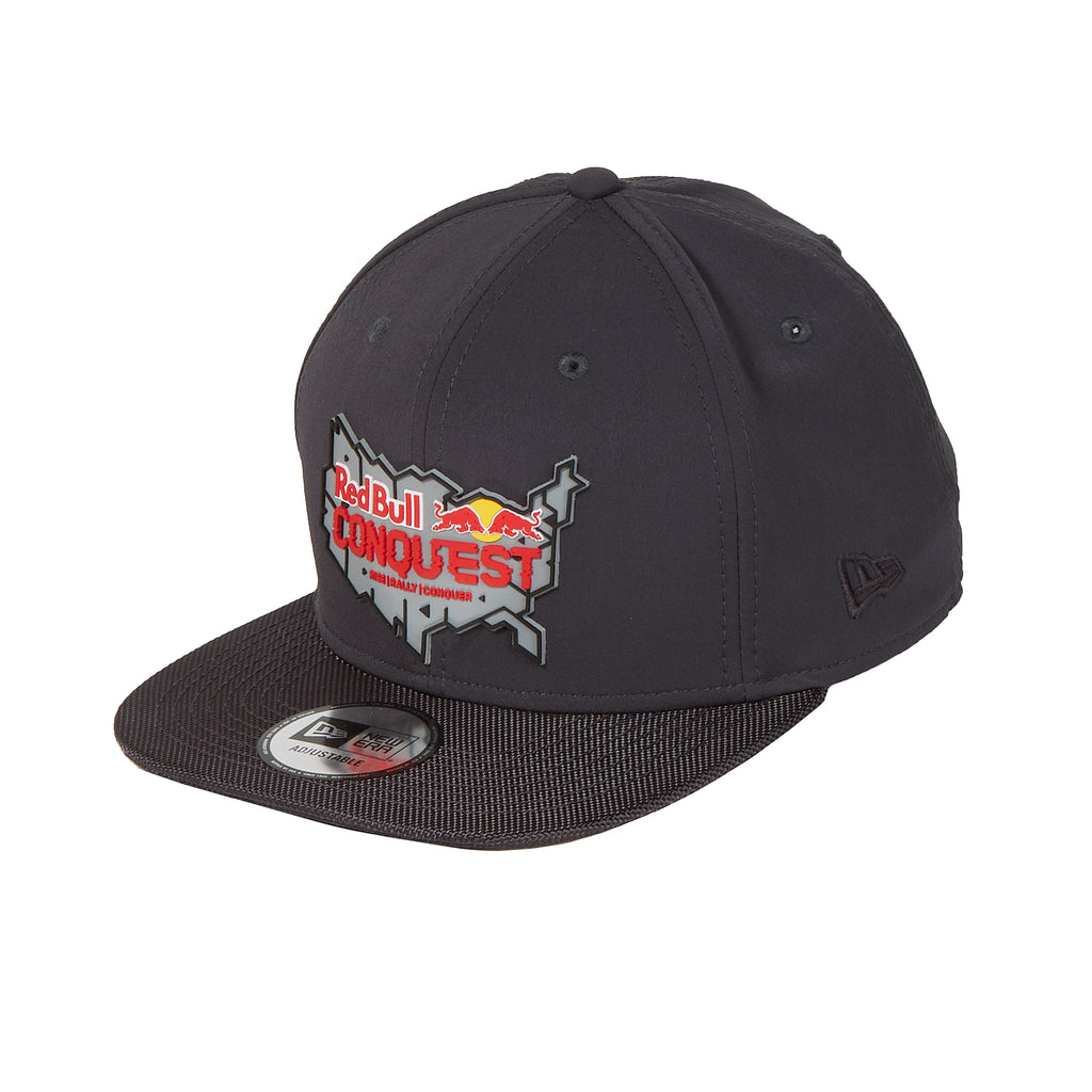 Red Bull Conquest Phantom Map Cap