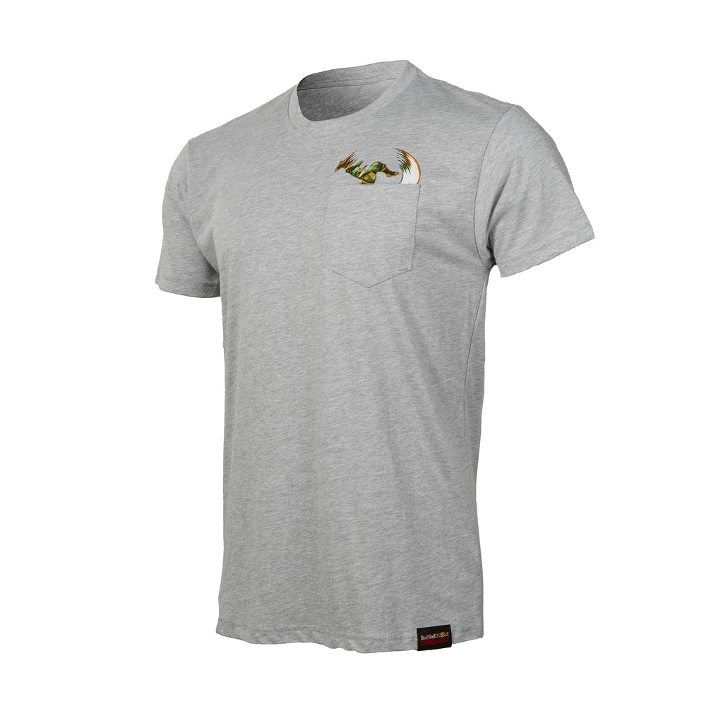 Red Bull Conquest Guile Pocket T-Shirt
