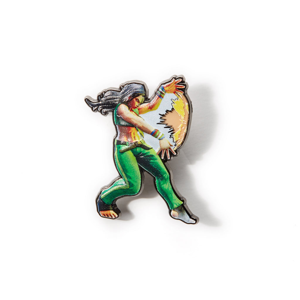 Red Bull Conquest Street Fighter Laura Pin | Red Bull Shop US
