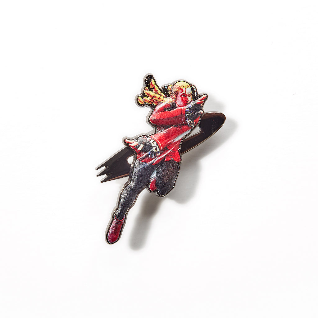 Red Bull Conquest Street Fighter Karin Pin