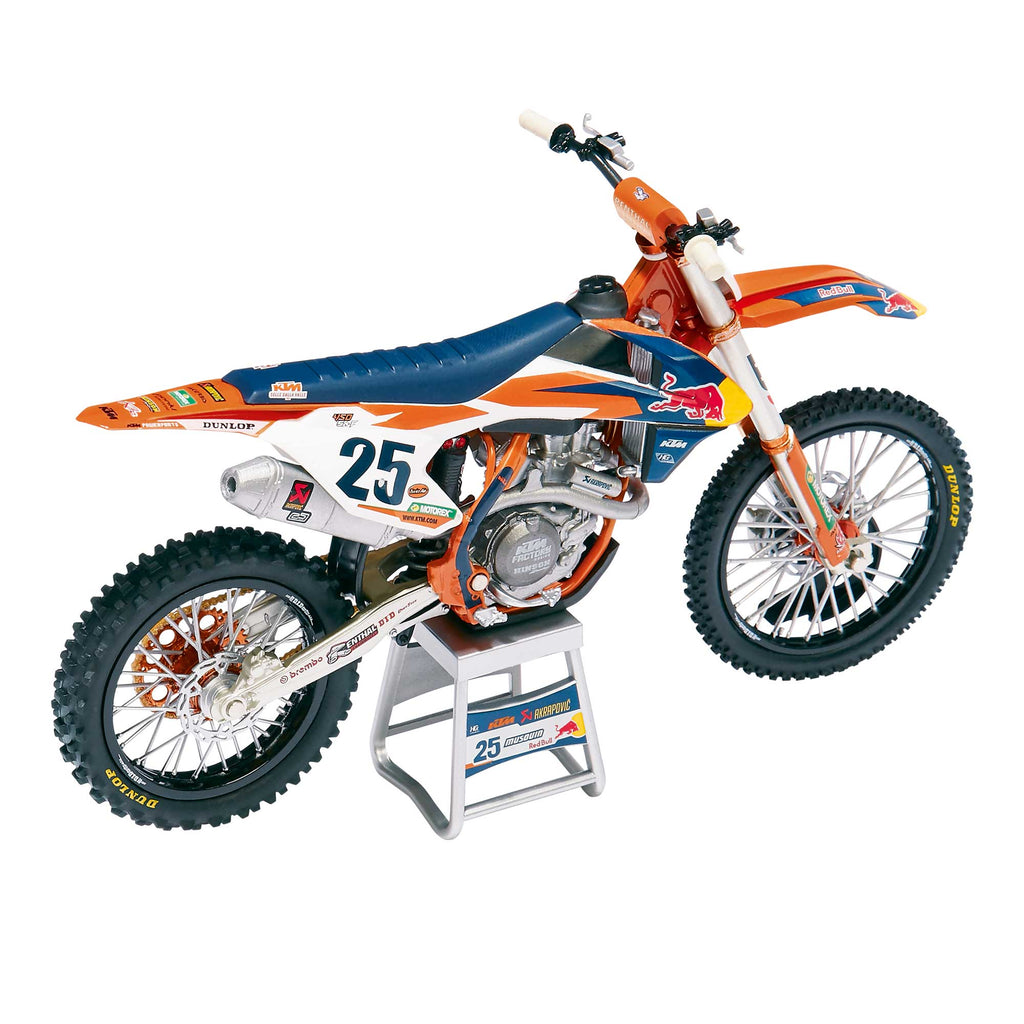 Red Bull KTM Racing Team M. Musquin Model Bike