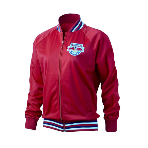 New York Red Bulls Mitchell & Ness Top Prospect Track Jacket