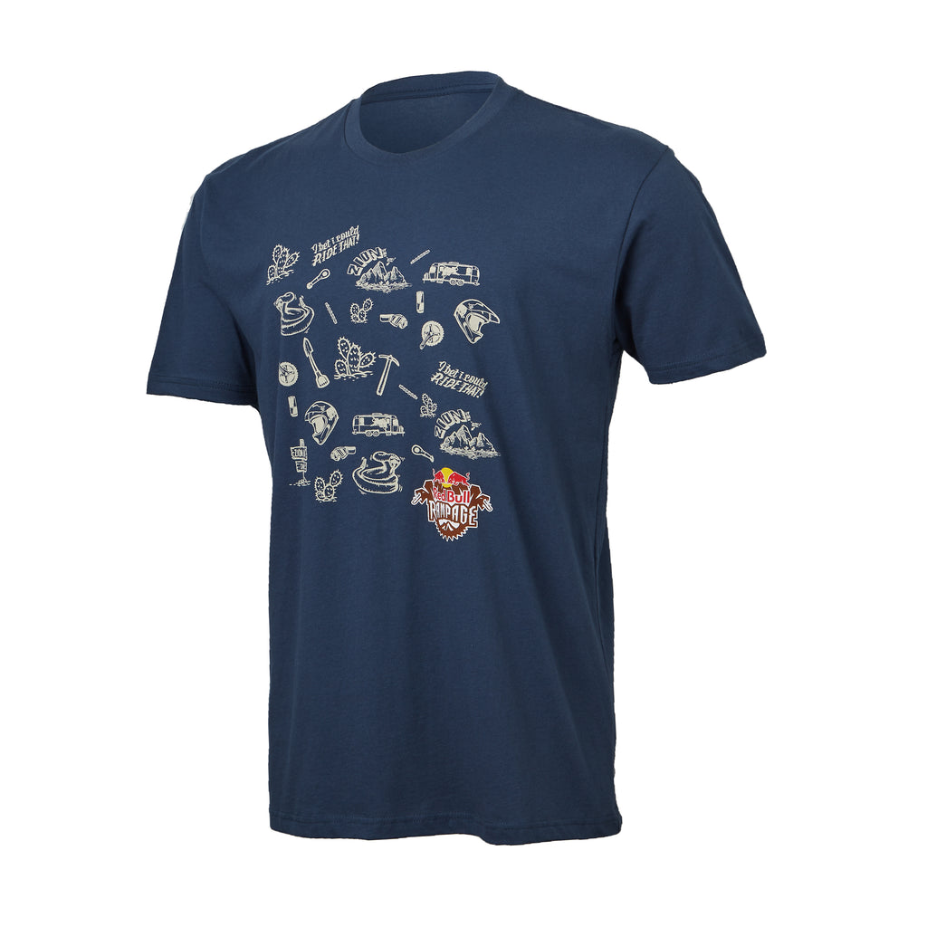 Red Bull Rampage Treasures T-Shirt