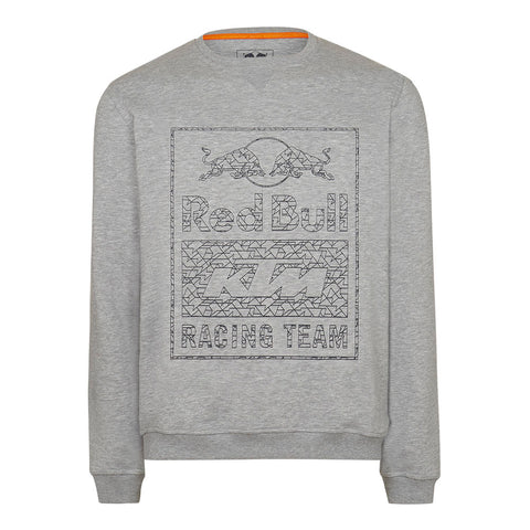 Red Bull KTM Racing Team Wireframe Crewneck Sweater