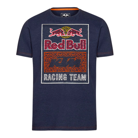 Red Bull KTM Racing Team Mosaic Graphic T-Shirt