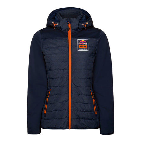 Red Bull KTM Racing Team Women's Mosaic Hybrid Jacket