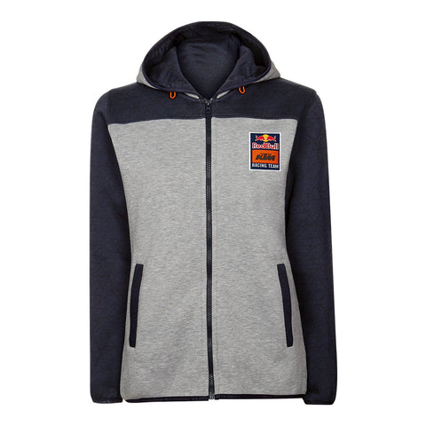 Red Bull KTM Racing Team Women's Mosaic Zip Hoodie