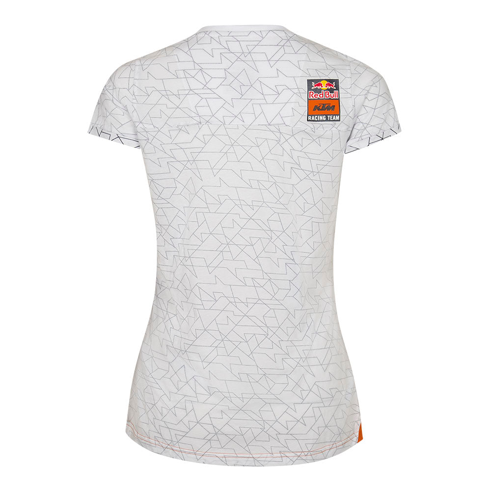 Red Bull KTM Racing Team Women's Inside-Out-Print T-Shirt