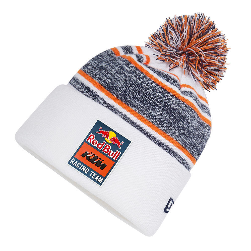 Red Bull KTM Racing Team New Era Pom Pom Beanie
