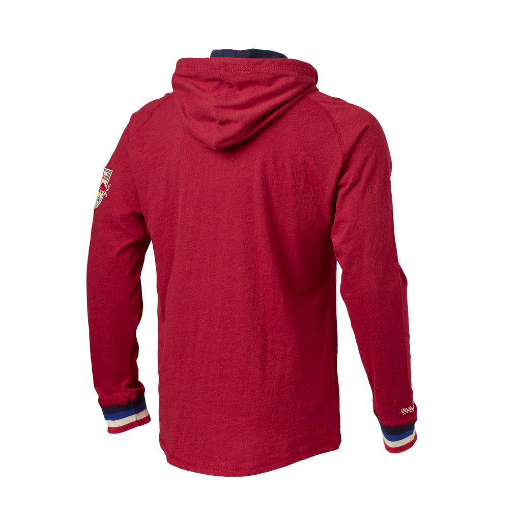 New York Red Bulls Mitchell & Ness Lightweight Hoodie