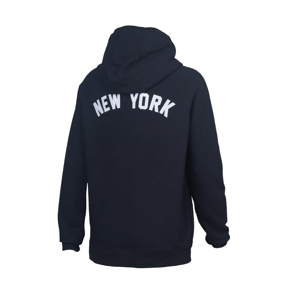 New York Red Bulls Women's Fleece Funnel Neck Pullover