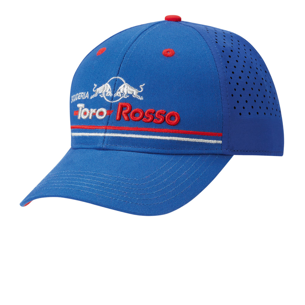 Scuderia Toro Rosso Official Teamline Perforated Hat