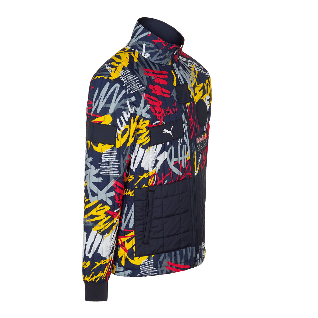 Red Bull Racing Street Jacket