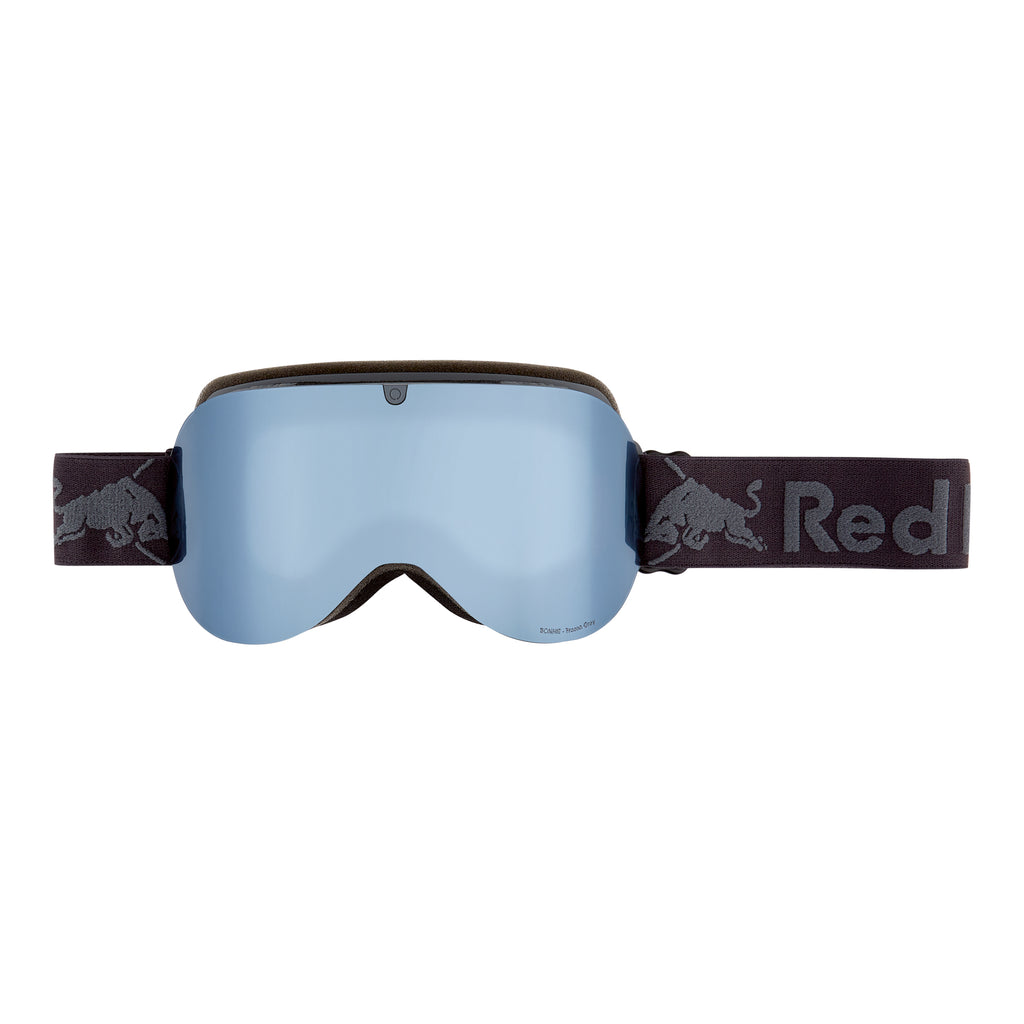 Dark Grey with Grey Mirrored Lens