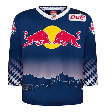 ECH Red Bull Munich Home Jersey