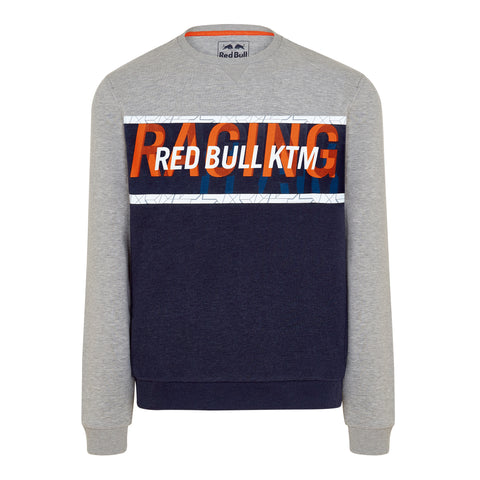 Red Bull KTM Racing Team Letra Crewneck Sweater