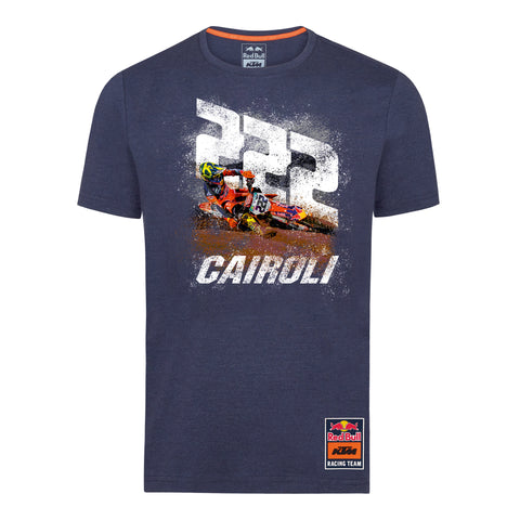 Red Bull KTM Racing Team Antonio Cairoli 222 T-Shirt