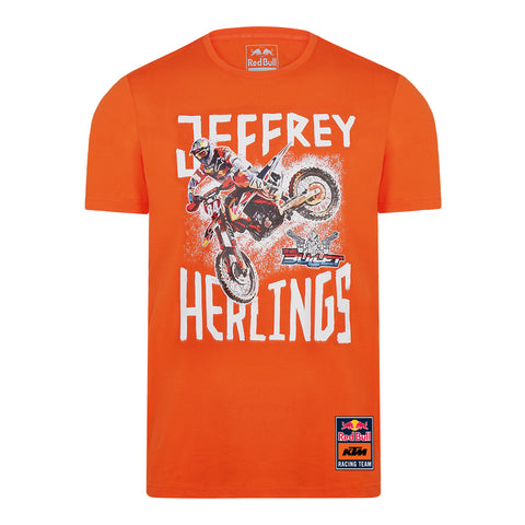Red Bull KTM Racing Team Jeffrey Herlings 84 T-Shirt