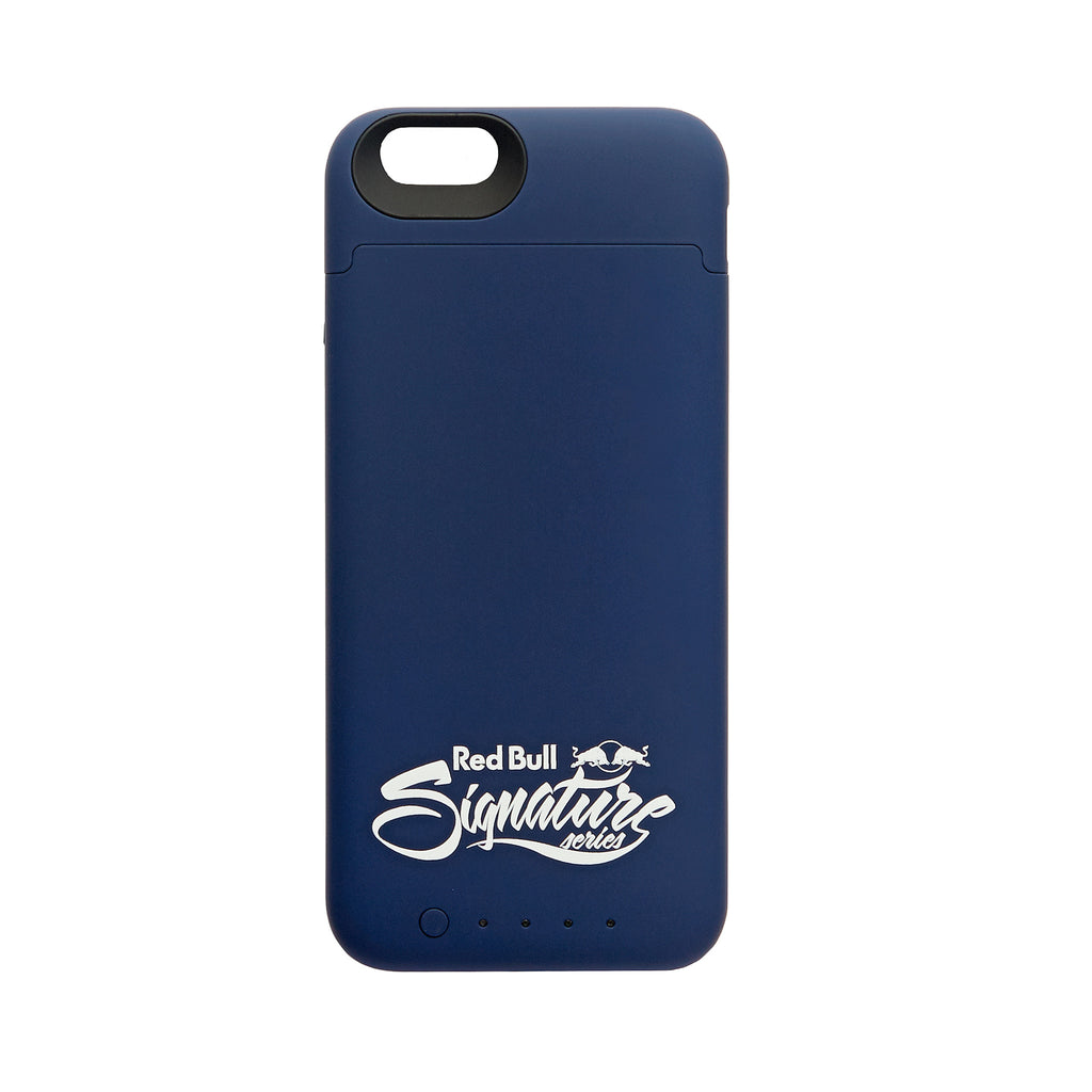 Red Bull Signature Series mophie iPhone 6/6s juice pack reserve