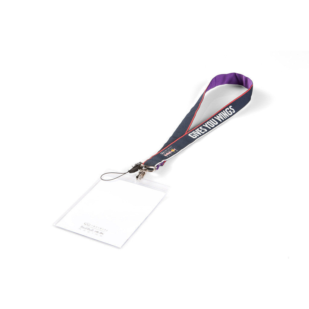 Infiniti Red Bull Racing Lanyard