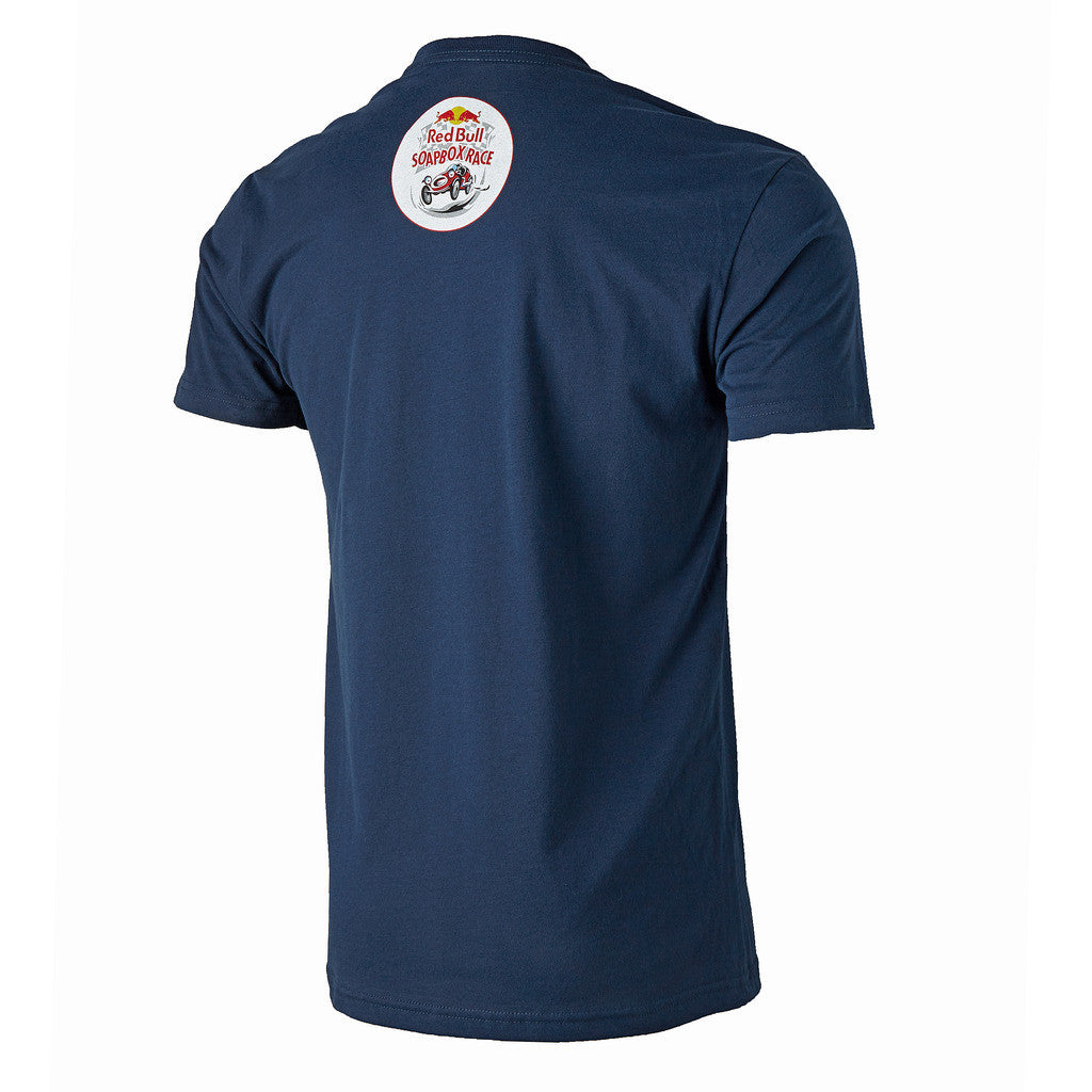 Red Bull Soapbox Course Tee