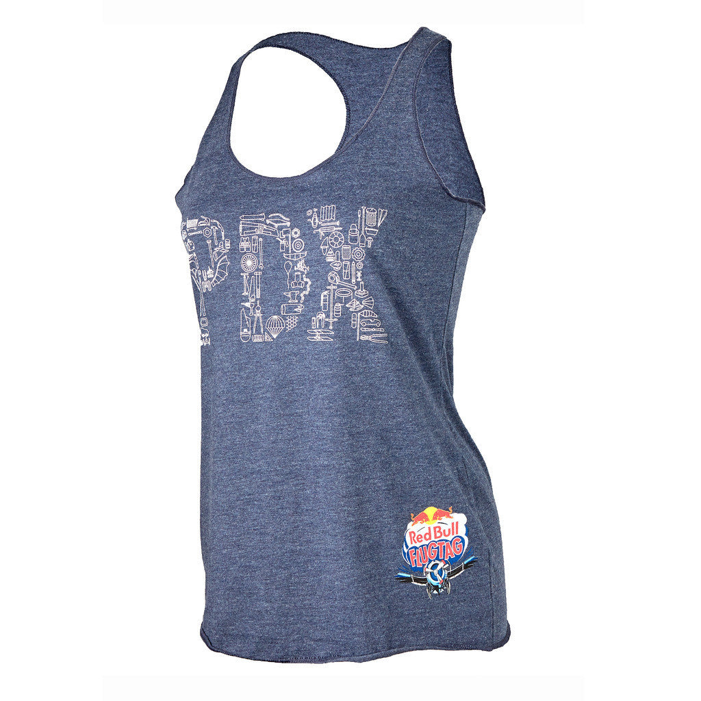 Red Bull Flugtag Women's PDX Tank