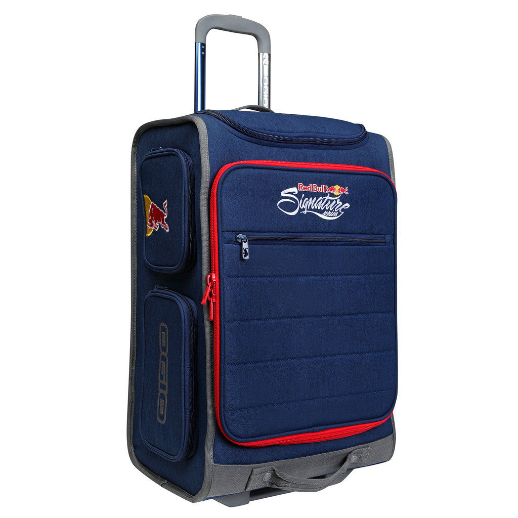 Red Bull Signature Series OGIO Carry-On Luggage