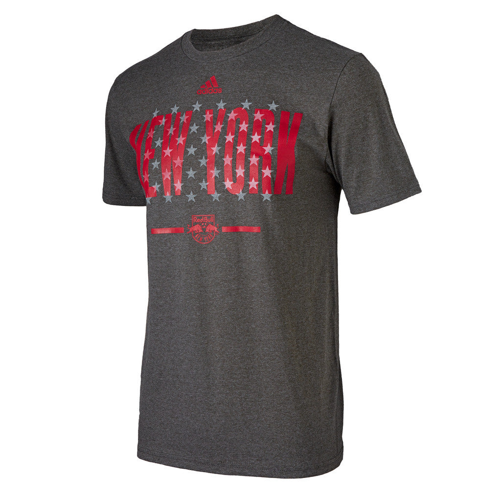 New York Red Bulls adidas Countrymen T-Shirt