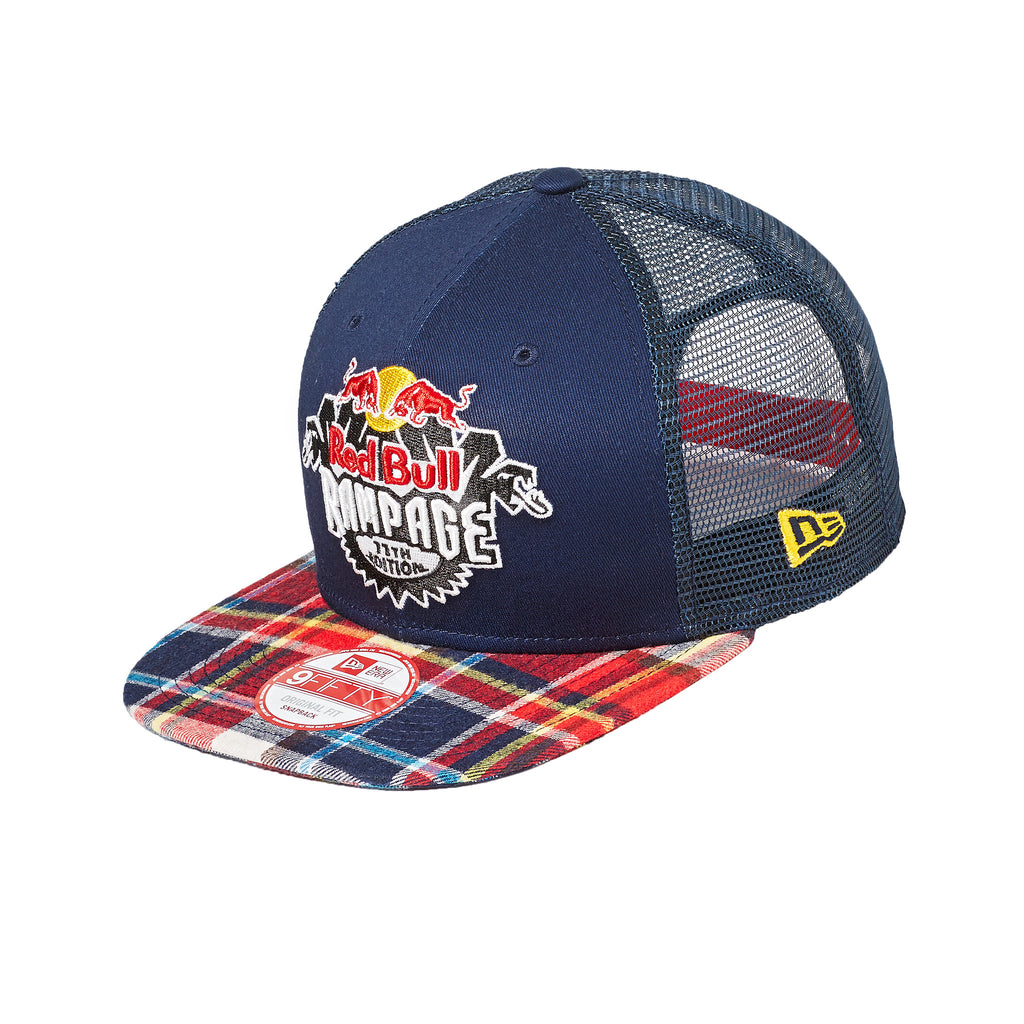 Red Bull Rampage 2016 Plaid Trucker