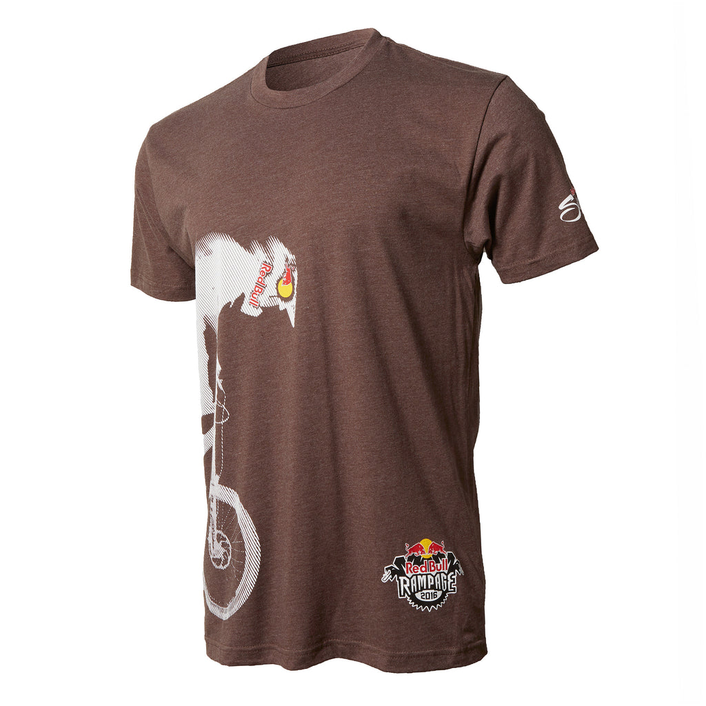 Red Bull Rampage Rider Tee