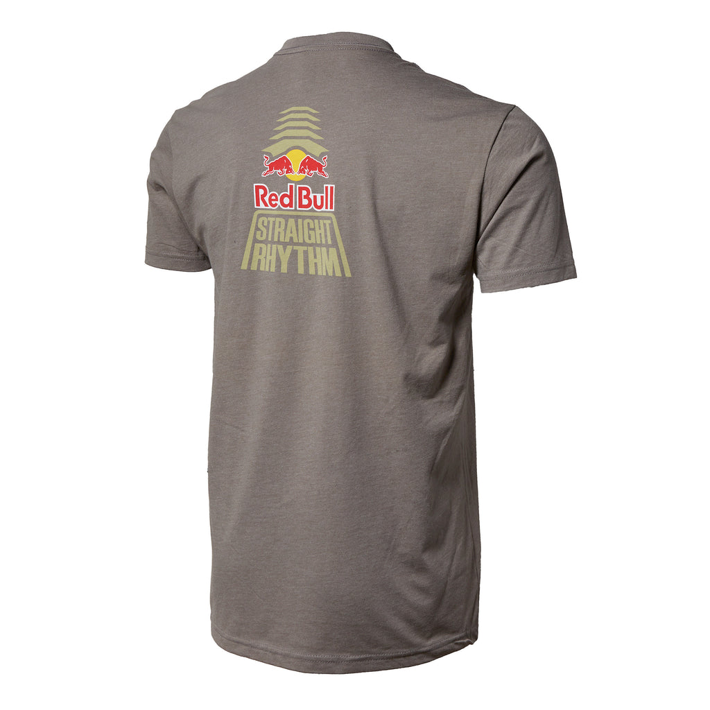 Red Bull Straight Rhythm Standing Tee
