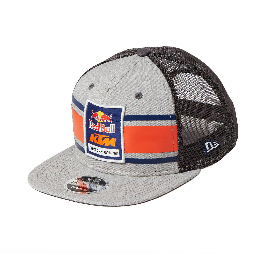 Red Bull KTM Factory Racing Crown Stripe Trucker Hat