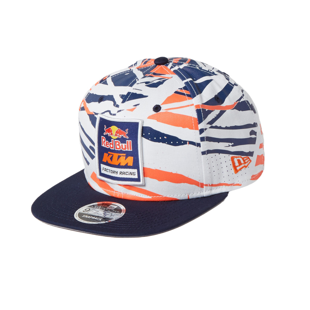 Red Bull KTM Factory Racing AOP Tracks Print Hat