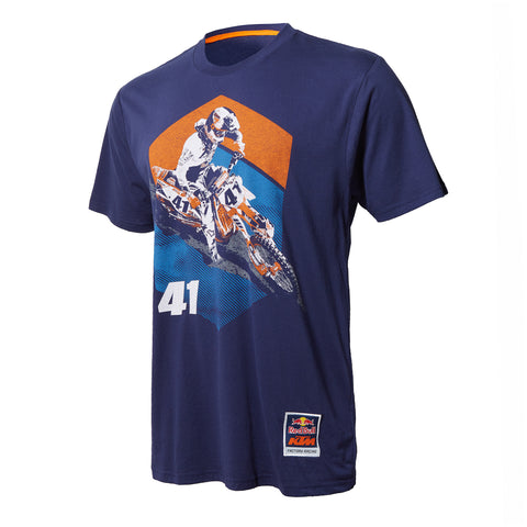 Red Bull KTM Factory Racing Trey Canard Tee