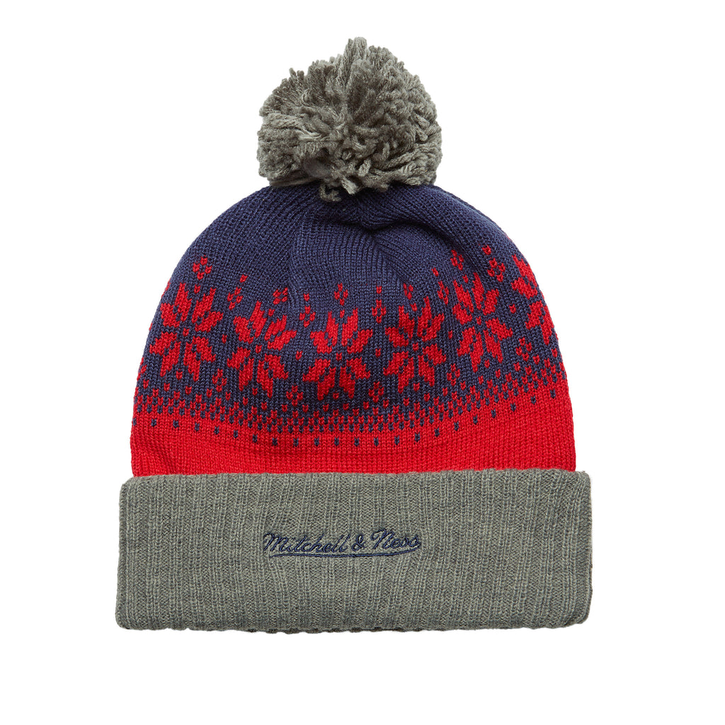 New York Red Bulls Arctic Snowflake Beanie