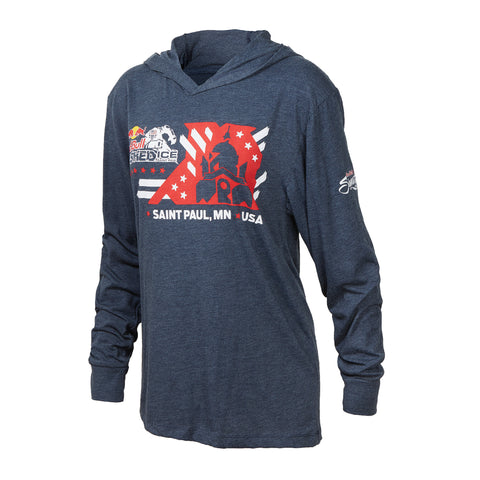 Red Bull Crashed Ice 2017 Women's Long Sleeve Shirt
