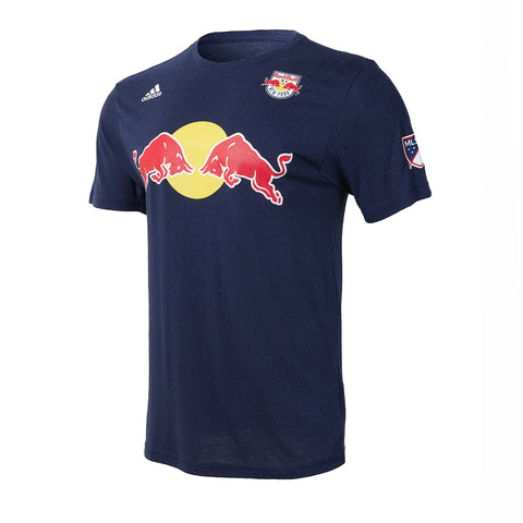 New York Red Bulls Jersey Front Primary Tee