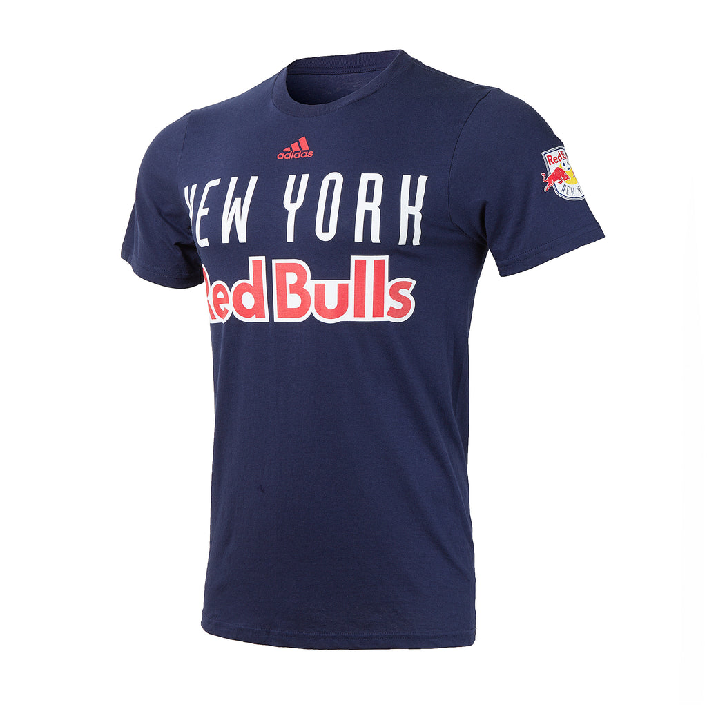 New York Red Bulls Wordmark State Tee