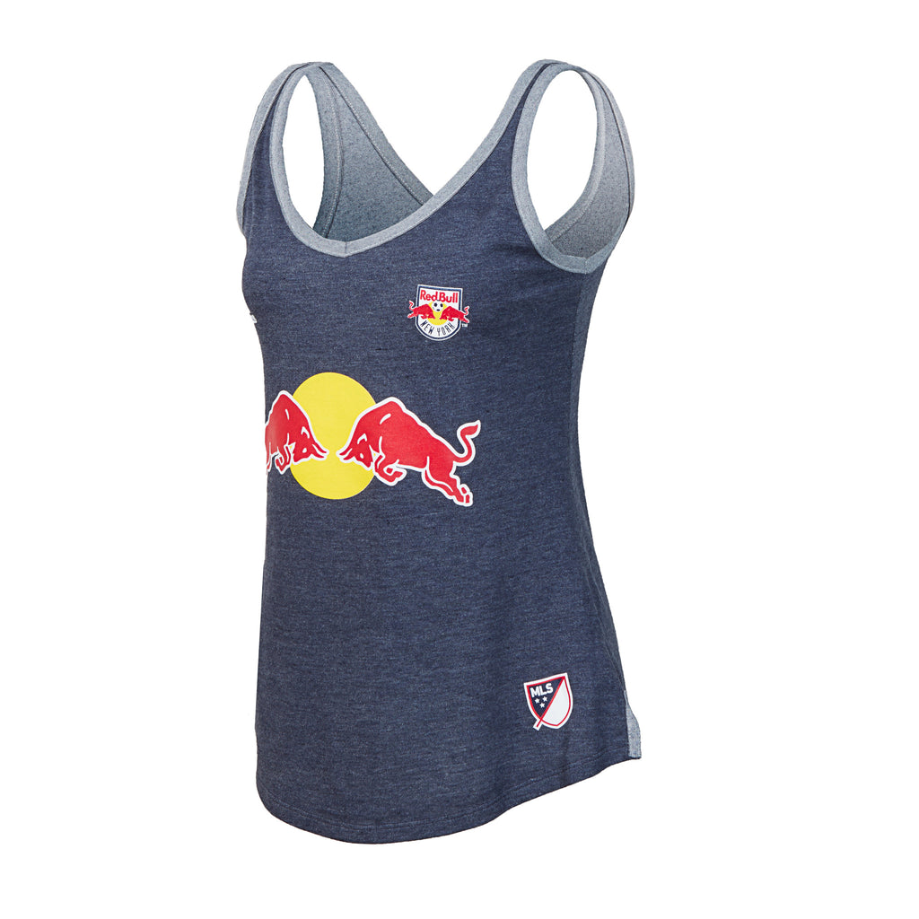 New York Red Bulls Women's Jersey Front Primary Tank