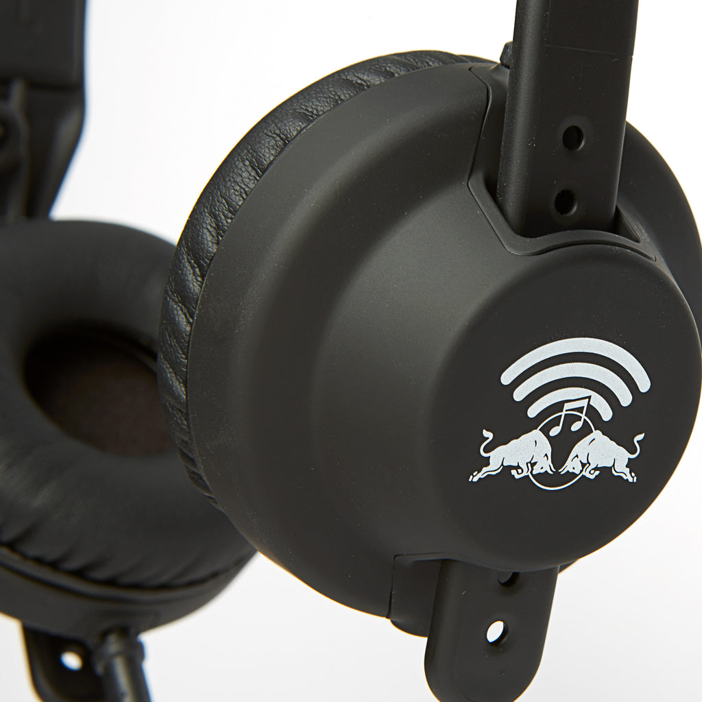 Red Bull Radio AIAIAI Headphones