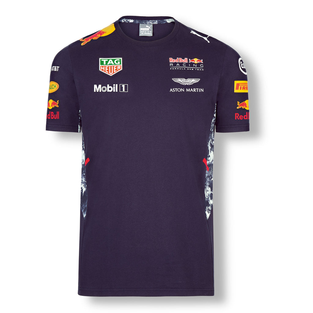 Red Bull Racing 2017 Official Teamline T-Shirt
