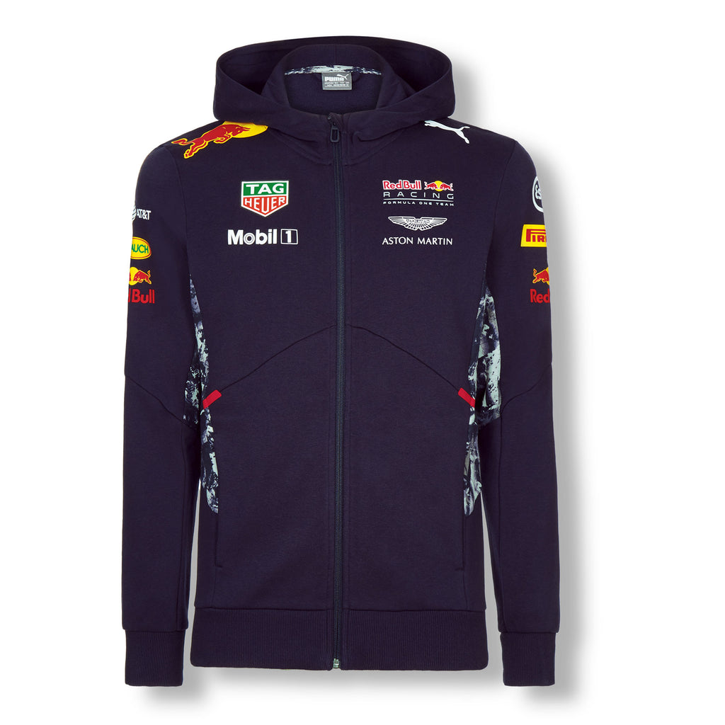 Red Bull Racing 2017 Official Teamline Zip Hoodie