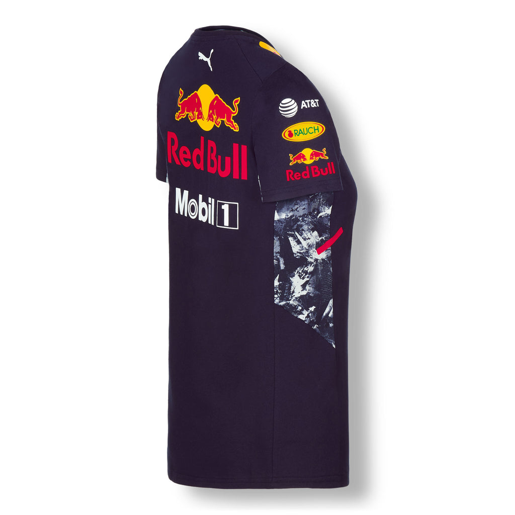 Red Bull Racing Women's 2017 Official Teamline T-Shirt