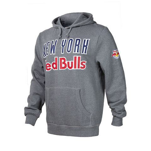 New York Red Bulls Mitchell & Ness Pullover Hoodie