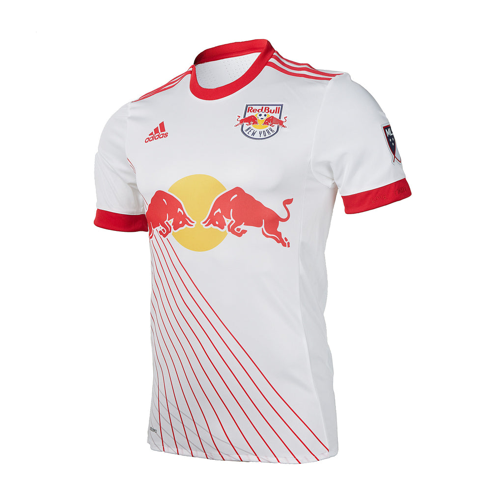 New York Red Bulls 2017 Authentic Primary Jersey